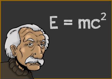 Resultado de imagen de masa y energía son equivalentes